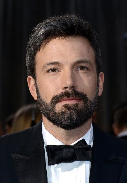 Oscar díj szakáll és bajusz trendek