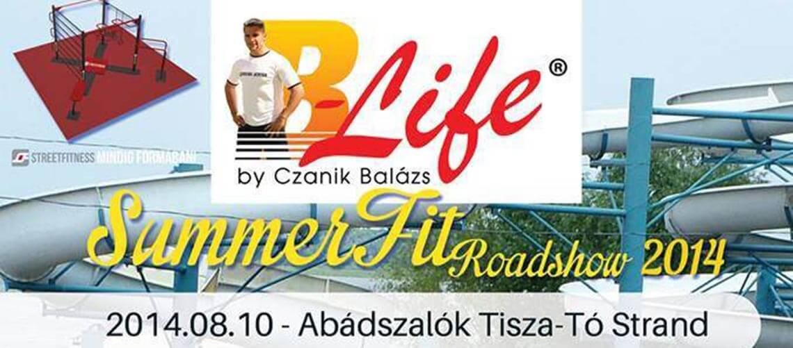 Czanik Balázs - országos turné - Abádszalók