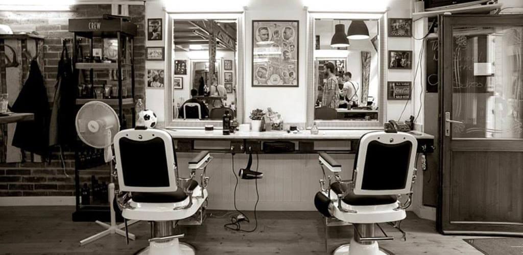 meleg törölközős borotválás