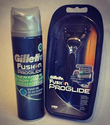 Gillette Fusion ProGlide férfiborotva