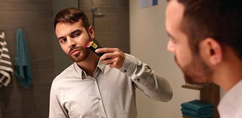 Philips lézeres szakállvágó teszt