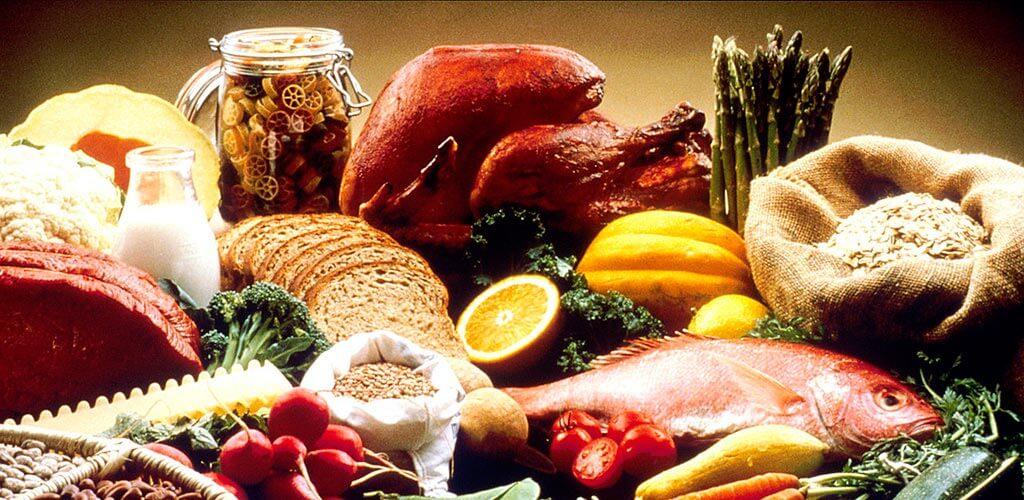 Változatos étrend
