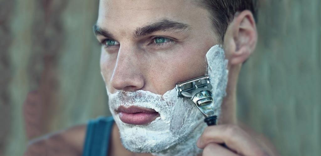 borotválkozás