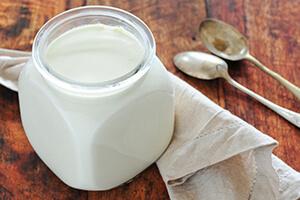 probiotikumok, natúr joghurt