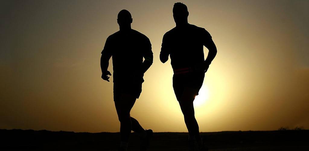 Hatékony edzés, edzőpartner