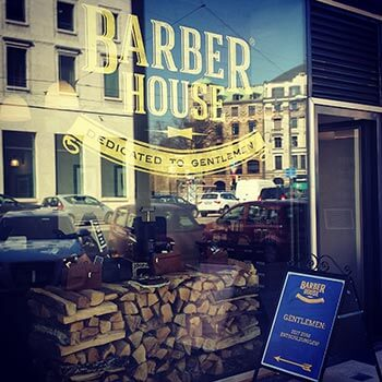 Barber House Munich