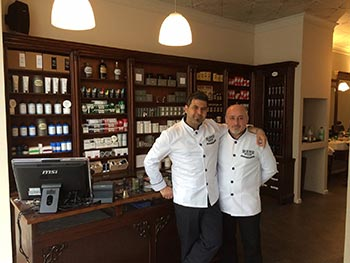 Barbers at Barber House Munich