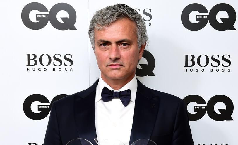 Jose Mourinho -GQ Magazine
