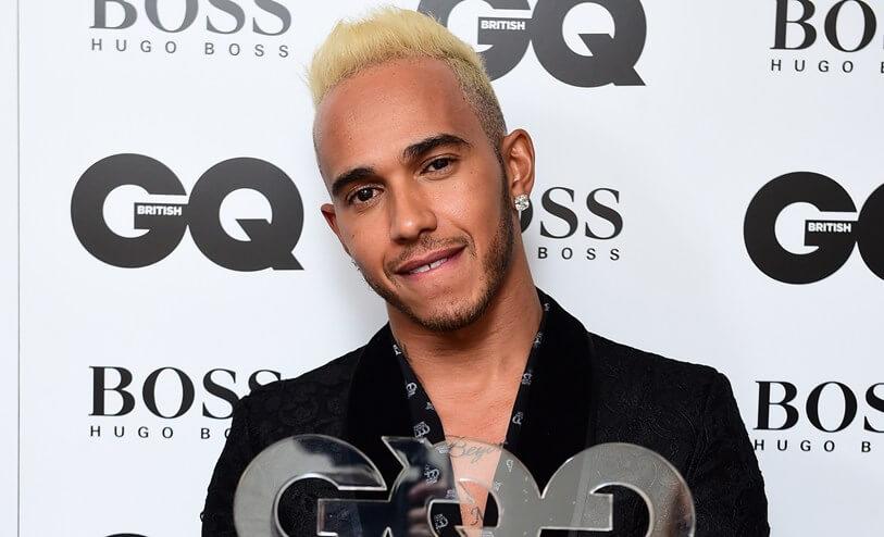 Lewis Hamilton - GQ Magazine