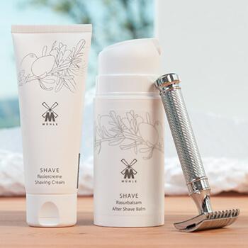 mühle borotválkozás natúr kozmetikum
