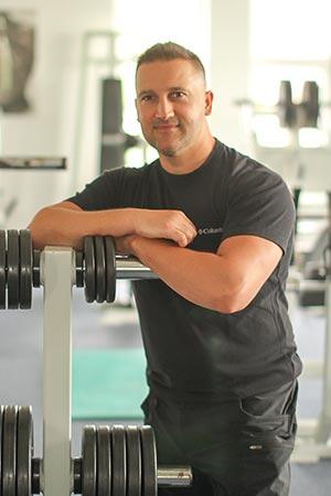 Czanik Krisztián személyi edző