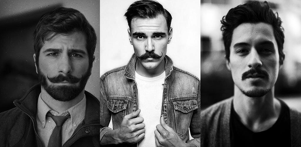 Movember bajusz