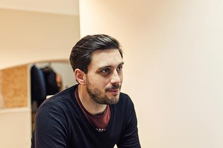 Interjú - Szabó Kimmel Tamás