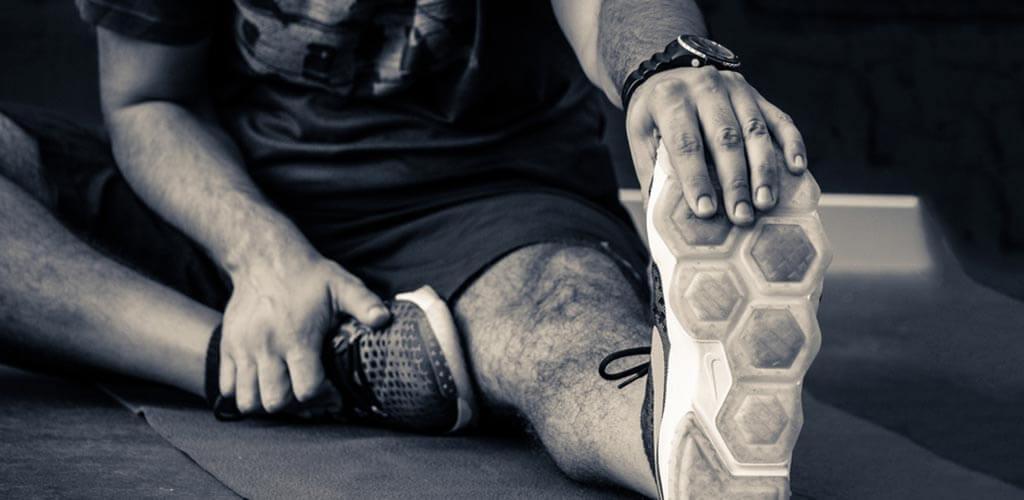 Edzés sérülés után