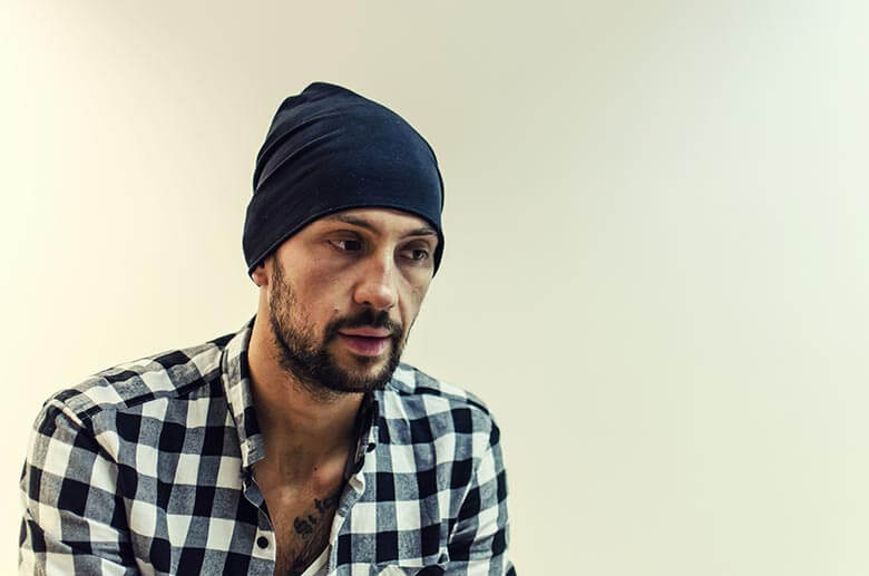 Lázár Joci, LAZAR's, férfi frizura