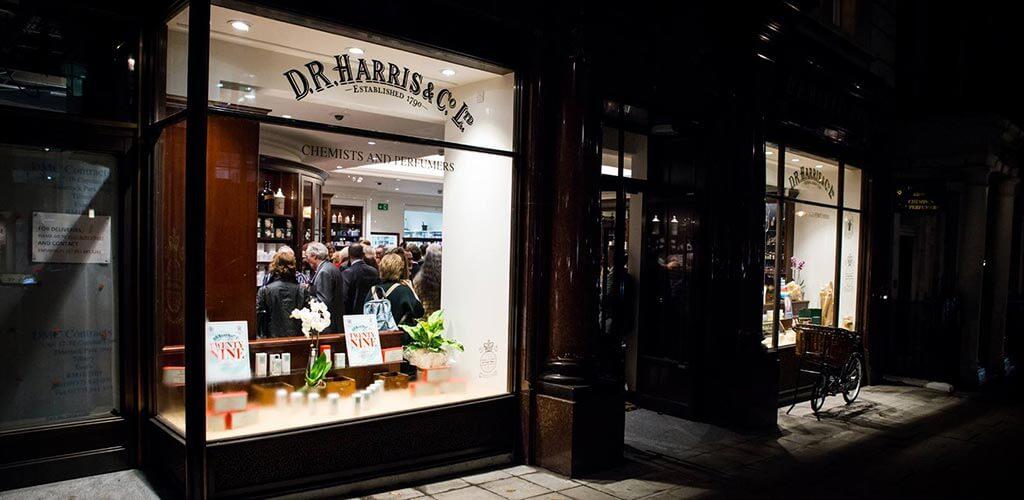 D.R.Harris London