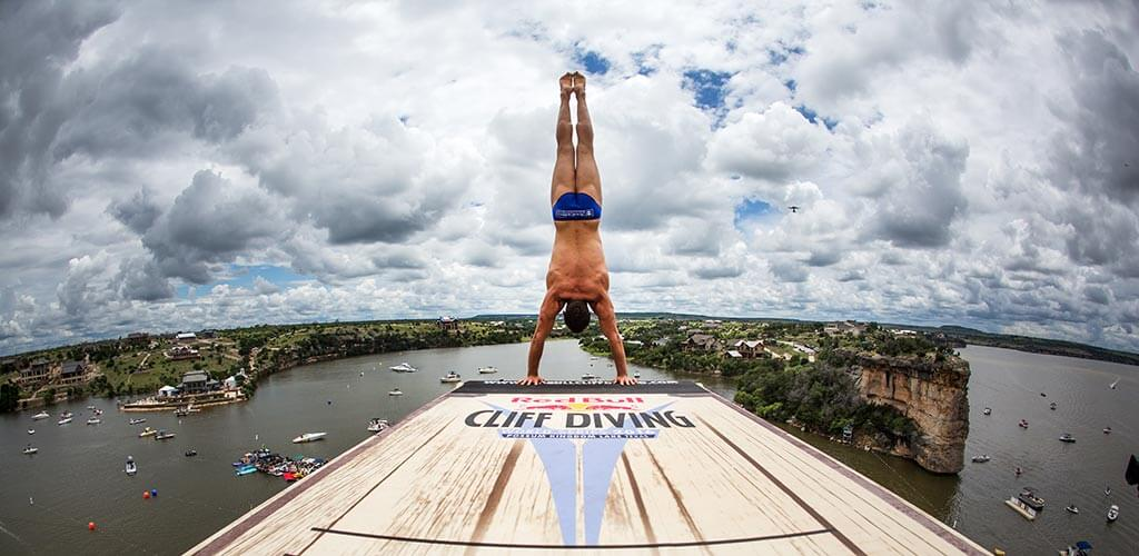 Red Bull Cliff Diving - Texas
