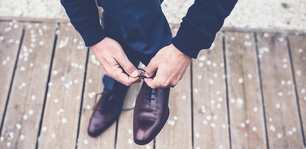 Bőr cipő ápolás