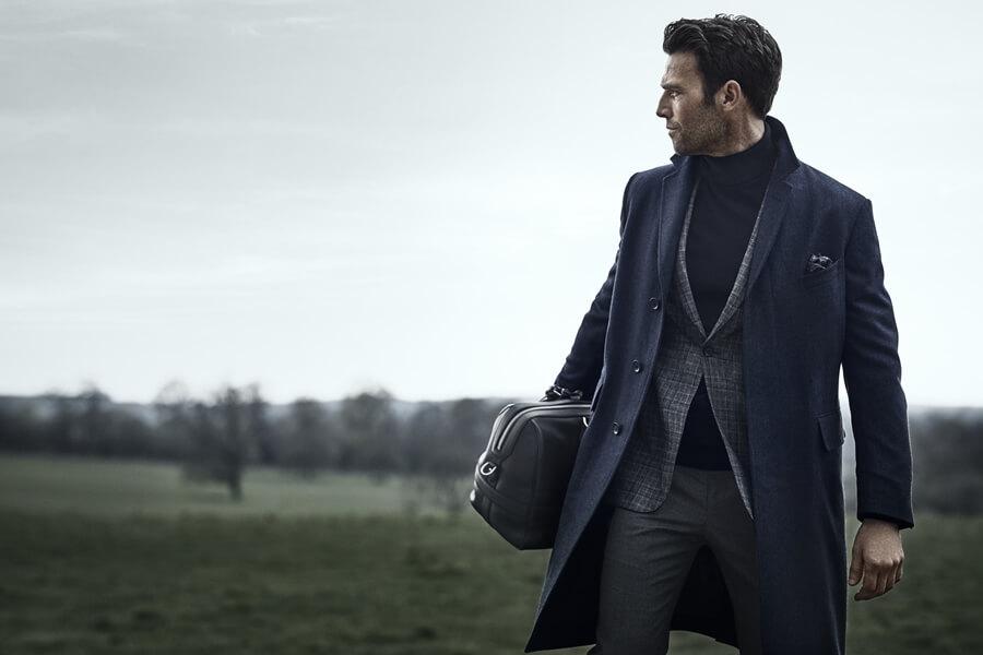Dunhill London férfi stílus