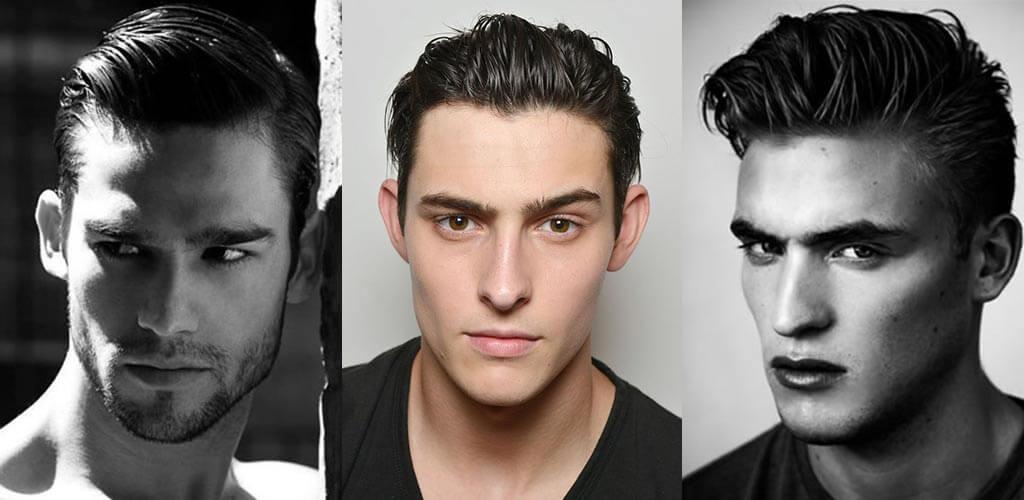 férfi frizura - nyár