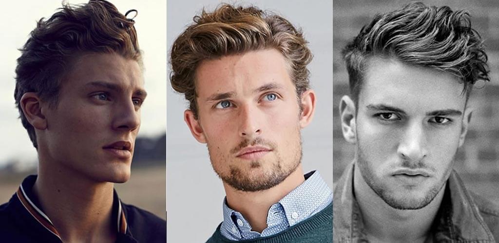 nyári férfi frizura