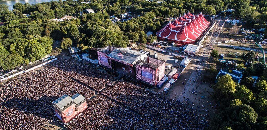 Sziget Fesztivál 2016