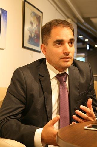 Czafit Márton - interjú