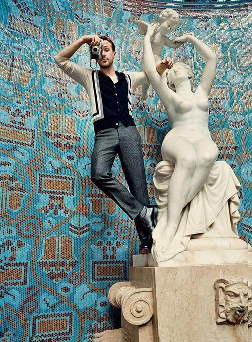 Ryan Gosling - Budapest