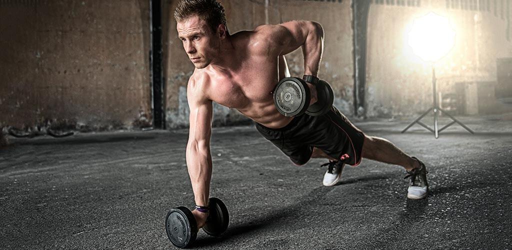 testépítés, edzés