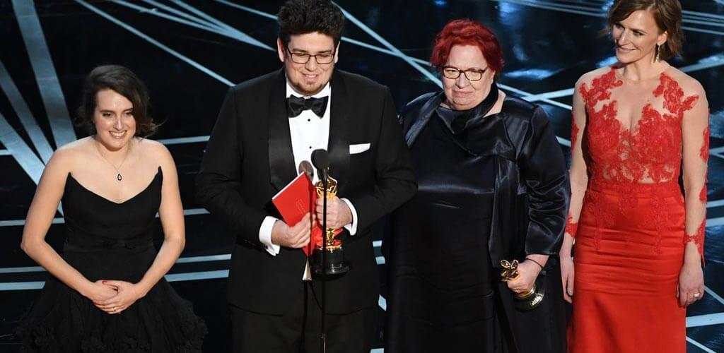 Deák Kristóf - Oscar 2017