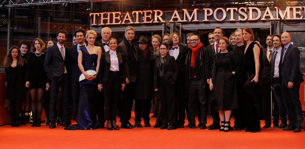 Berlinale - film - filmfesztivál - Nagy Ervin