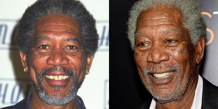 Morgan Freeman - online - férfimagazin