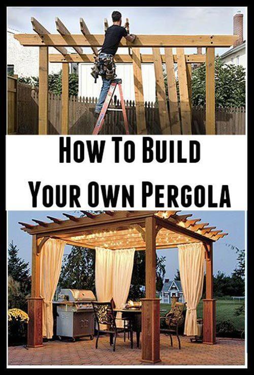 pergola - design - kert - férfimagazin