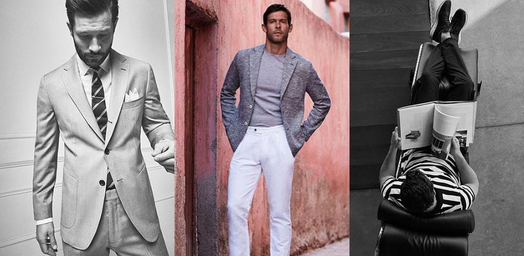 férfi divat 2017 - stílus - férfimagazin