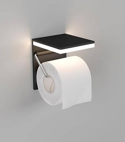 Smart home - fürdőszoba - design
