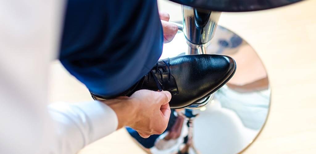 Kiváló minőségű menő férfi nyári bőr cipő, kézzel készült