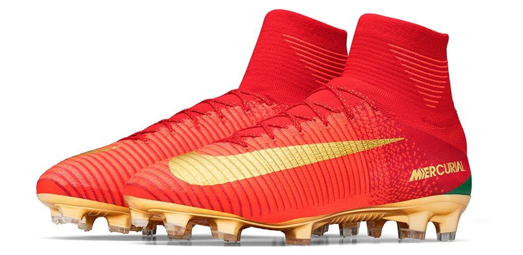 Cristiano Ronaldo - cipő - 2017