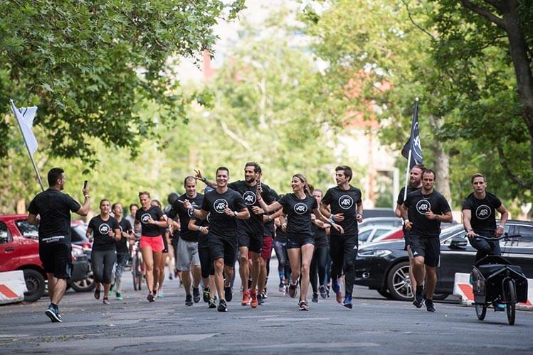 Kép: adidas Runners Budapest