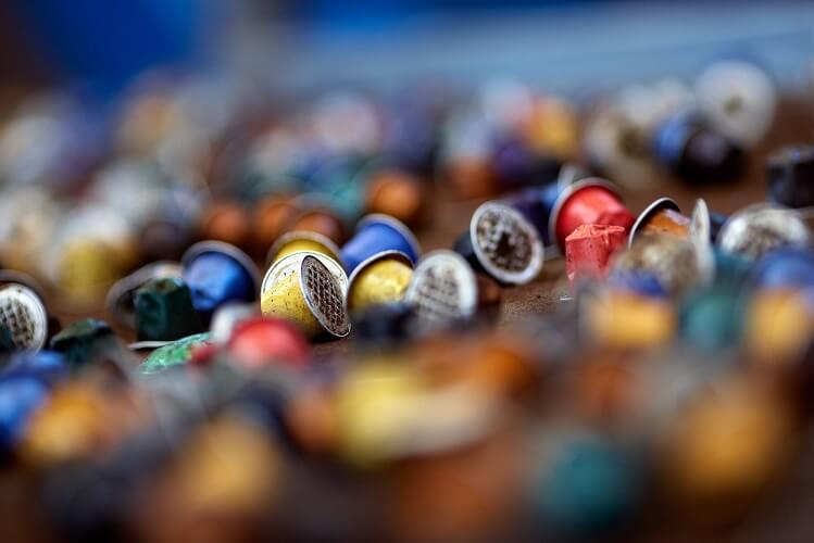 nespresso - újrahasznosítás - férfimagazin