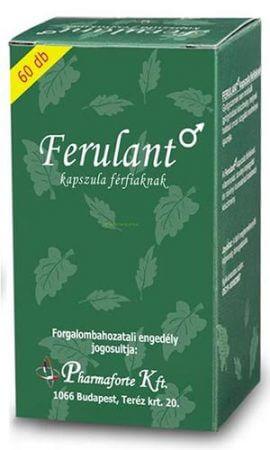 Pharmaforte - Ferulant - férfi meddőség
