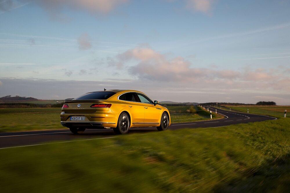 Volkswagen Arteon - férfimagazin - teszt