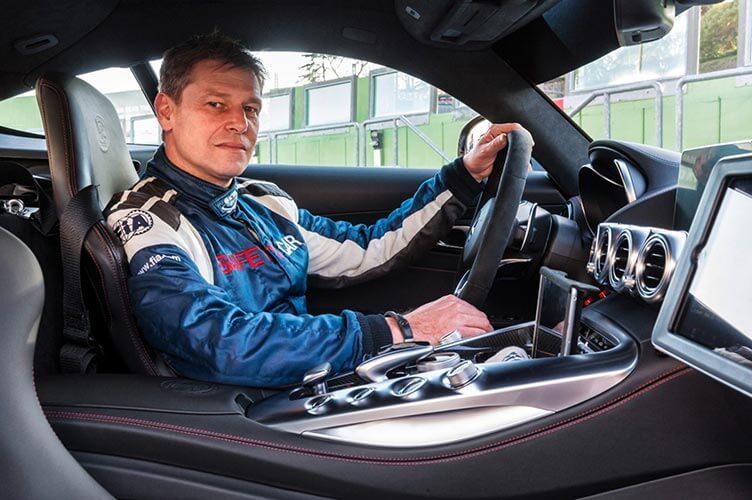 Bernd Mayländer, kép: formula1.com
