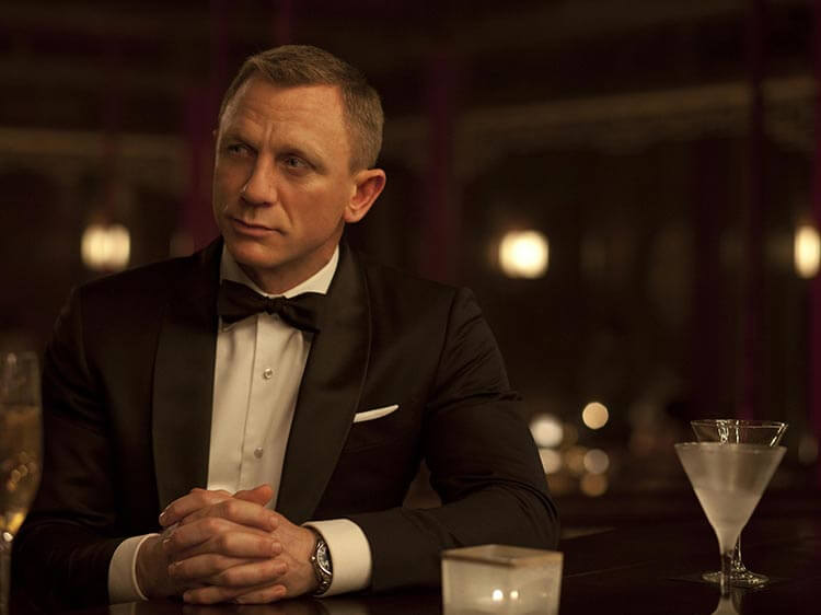 Daniel Craig _ James Bond