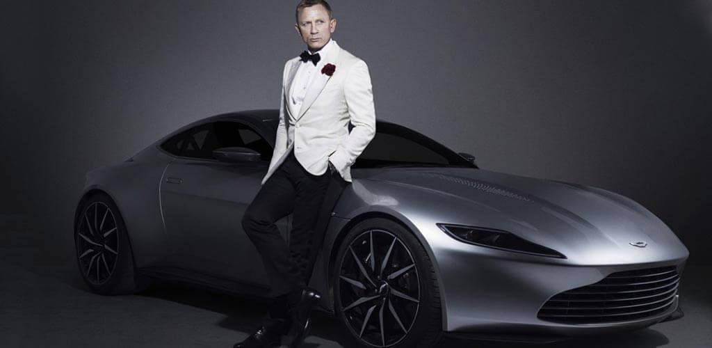 James Bond - stílus