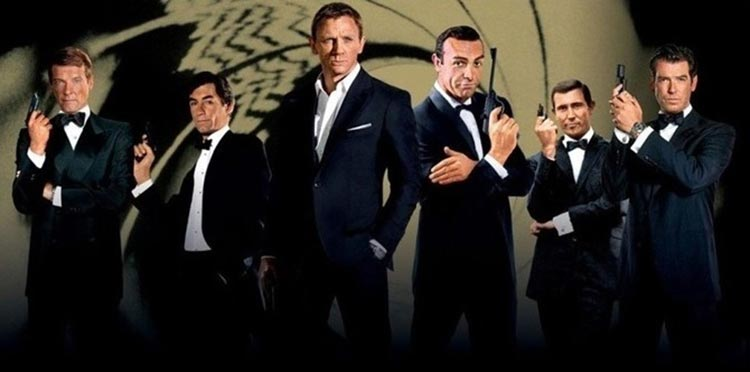 James Bond - stílus - férfimagazin