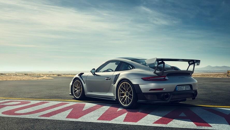 Porsche - Porsche 911 GT2 RS - férfimagazin