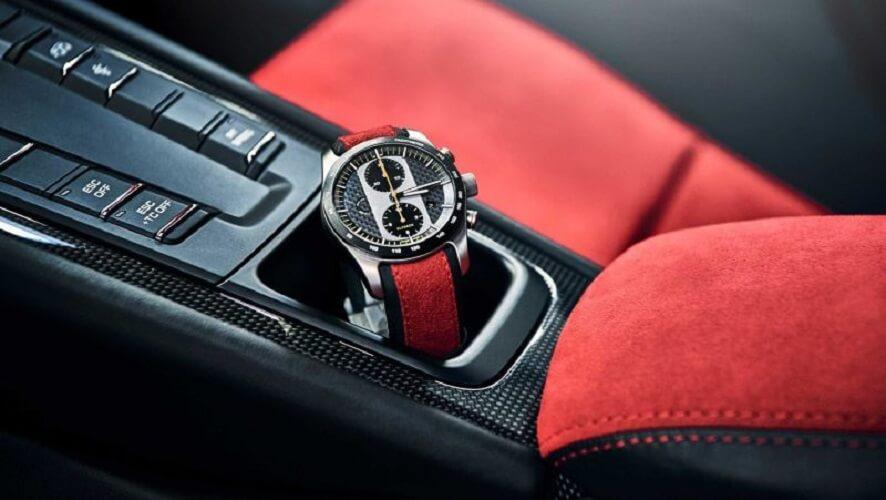 Porsche férfi karóra - férfi óra - férfimagazin