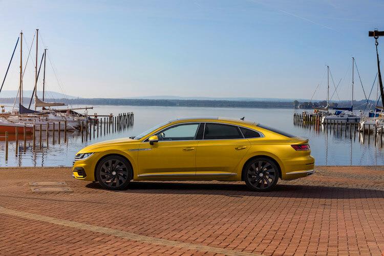 Volkswagen Arteon bemutató - vélemény - teszt