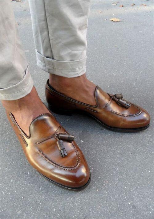 férfi cipő - loafer - férfimagazin