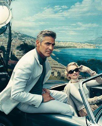 George Clooney - férfi divat - férfimagazin